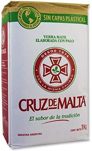 Cruz de Malta Yerba Mate