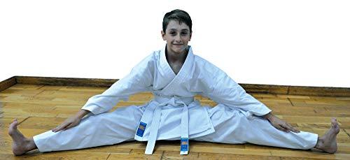 Kamikaze Karate-Gi Sunrise (ECO) for Beginners by 2/150 cm