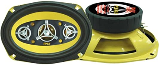 Car Eight Way Speaker System – Pro 6 x 9 Inch 500W 4 Ohm Mid Tweeter Component..