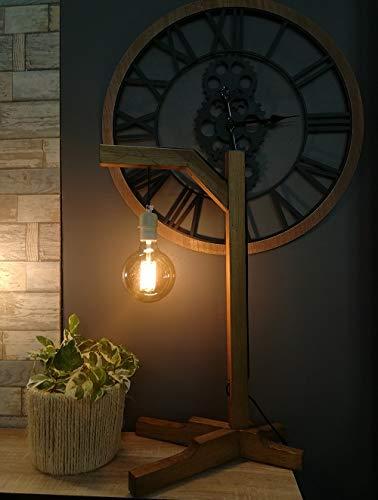 Girard Sudron 715995-LED Ampoule globe G125 à filament LED E27 (ES culot à vis Edison), ambre, blanc très chaud, 260 lumens, intensité variable, 4 W