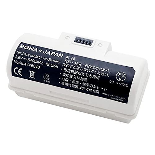 【大容量5400mAh】ブラーバ jet 240 241 244 245 250 対応 4446040 互換 バッテリー 純正充電器対応 ロワジャパンPSEマーク付