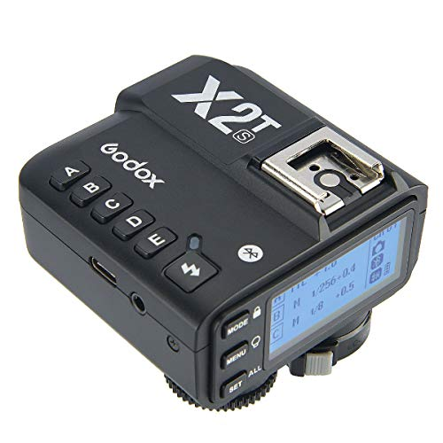GODOX X2S-T送信機 TTLワイヤレストリガー Bluetooth操作可能 ソニーカメラ対応