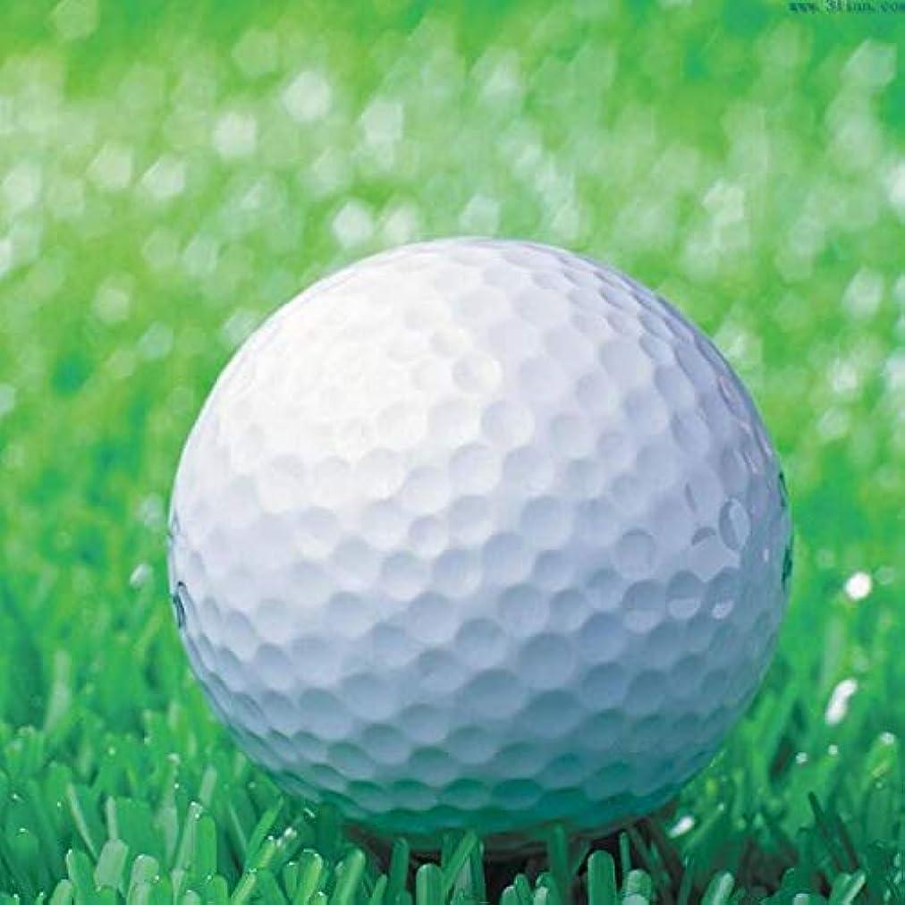 放牧する故障影響力のあるDiffomatealliance Sports&Entertainment フィットネス機器製品合成ゴムゴルフ練習場ゴルフボール、二重層ブランク弾性ゴルフボール
