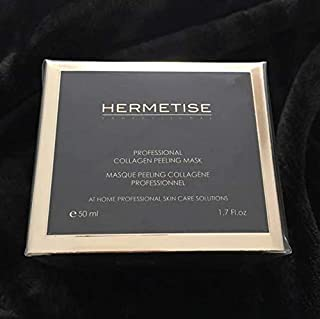 Hermetise Professional Collagen Peeling Mask Helps Purify And Skin Refine 1.7 Fl.Oz