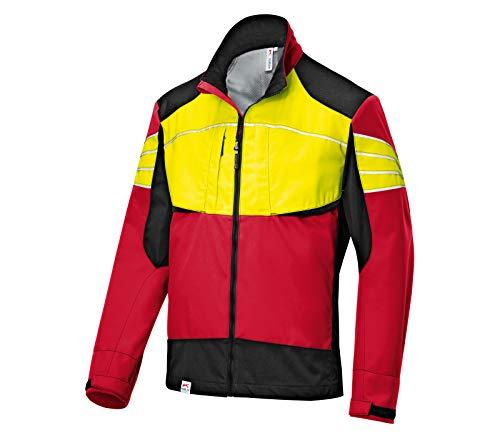 KÜBLER Workwear KÜBLER Forest Arbeitsjacke bunt, Größe L, Unisex-Arbeitsjacke aus Mischgewebe, Funktionelle Arbeitsjacke