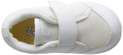 [アシックススクスク]上履きCPBABYTUU106ホワイト14cm