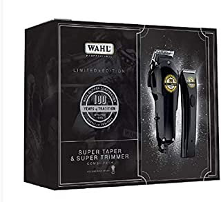 Wahl Limited Edition Super Taper & Super Trimmer Combi Pack