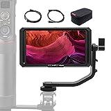 Feelworld-Master-MA5-カメラ撮影モニター-5インチ 一眼レフ モニター 1920*1080 フルHD 4K対応 フィールドモニター ジンバル用モニター Cannon Nikon パナソニック SONY対応【日本語サポート】