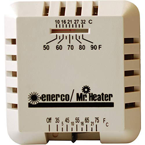 Thermostat for Mr. Heater Garage Heaters