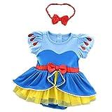 Szytypyl Halloween Cosplay Snow White Mermaid...