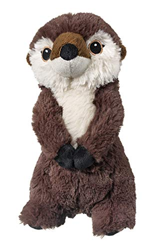 Eco Pals River Otter by Wildlife Artists, Eco-Friendly 9' Stuffed Animal, Plush Toy, Embroidered Eyes and Noses, Made from 100% Post-Consumer and Recycled Materials