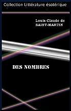 DES NOMBRES (French Edition)