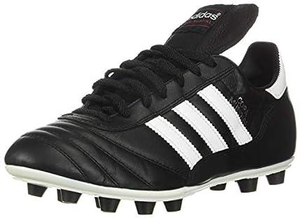 Adidas 033201, Botas de fútbol Hombre, Negro (Blackrunning White Footwearred 0), 45 1/3 EU