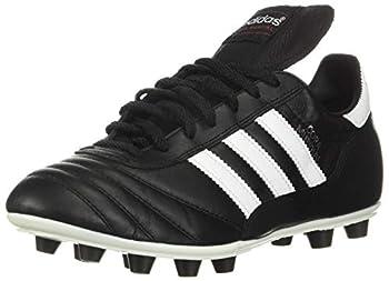 adidas mens Copa Mundial Soccer Shoe Schwarz/White/Black 10.5 US