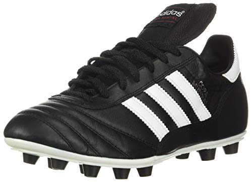adidas Kaiser 5 Liga, Scarpe da Calcio Uomo, Nero (Black/Ftwr White/Red Black/Ftwr White/Red), 42 EU