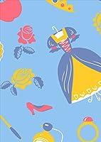 igsticker ポスター ウォールステッカー シール式ステッカー 飾り 841×1189㎜ A0 写真 フォト 壁 インテリア おしゃれ 剥がせる wall sticker poster 011274 ドレス 王冠 宝石