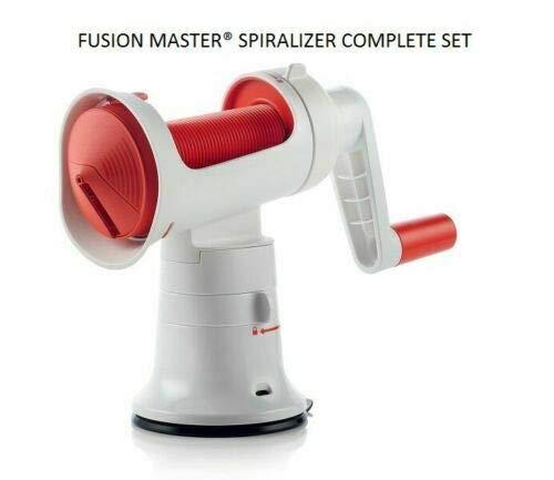 TUPPERWARE Fusion Master Spiralschneider