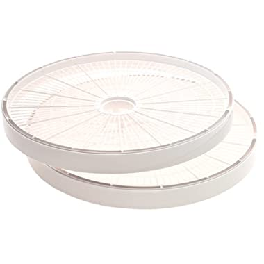 Nesco LT-2W Add-a-Tray Dehydrator Accessory, Set of 2 Trays