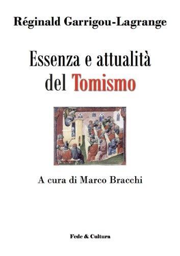 Essenza e attualità del Tomismo (Collana Filosofica Vol. 17) (Italian Edition)