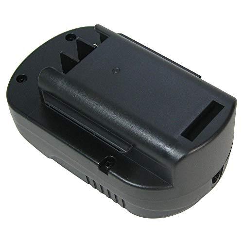 Trade-Shop Premium Li-Ion Akku 18V / 2000mAh / 36Wh passend für Güde Akku-Rasentrimmer GRT 260, Akku-Heckenschere GHS 520, Akku-Laubbläser GLB 200 ersetzt 95510 95513 95514 95515 95517 95519