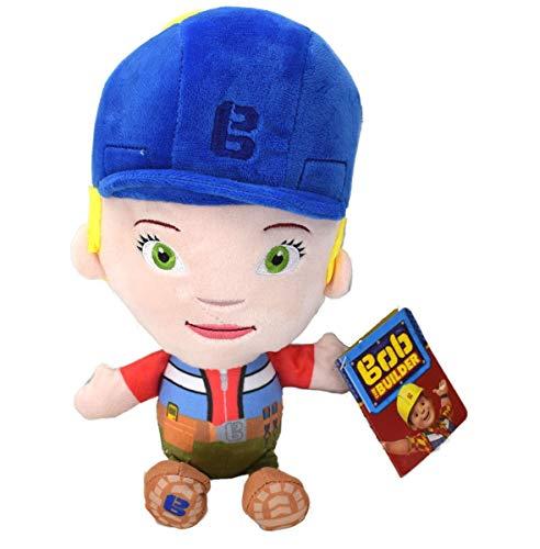 Marabella Bob der Baumeister Wendy Plüsch Plüschfigur Kuscheltier Puppe Teddy 28cm