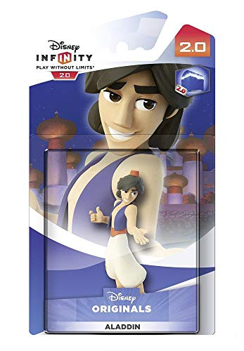 Figurine 'Disney Infinity 2.0' - Disney Originals : Aladdin
