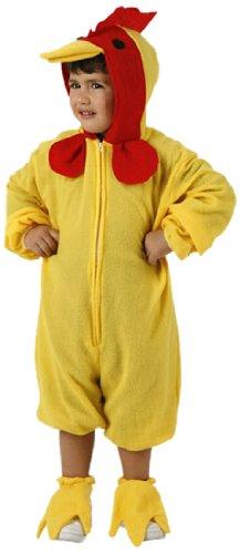 Atosa - 95557 - Costume - Déguisement De Poussin - Taille 3