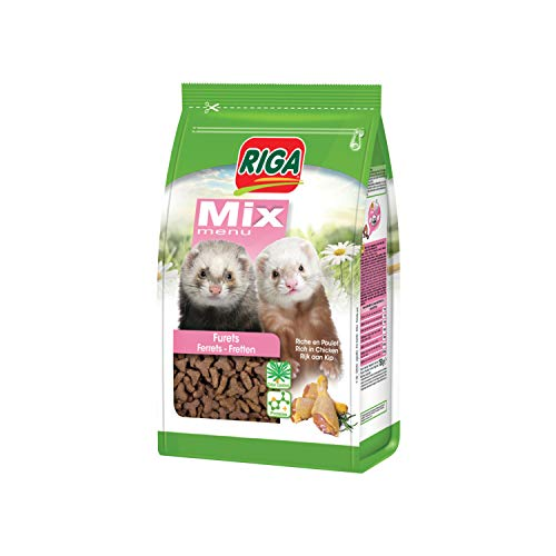 Riga - 2419 - Mix Furets Poulet - Stand Up 750 g