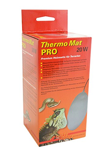 Lucky Reptile HTP-20 Thermo Mat Pro 20W, Heating Mat for ter