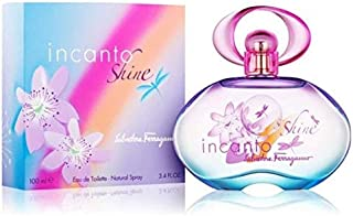 Salvatore Ferragamo Incanto Shine for Women 100ml Eau de Toilette