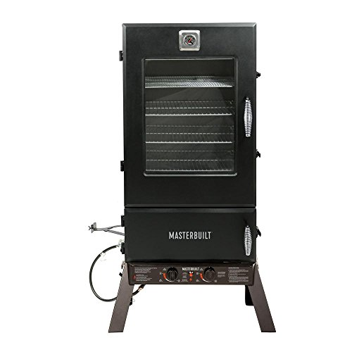MASTERBUILT MFG LLC MB20050614 Propane Smoker, 44-in. - Quantity 1