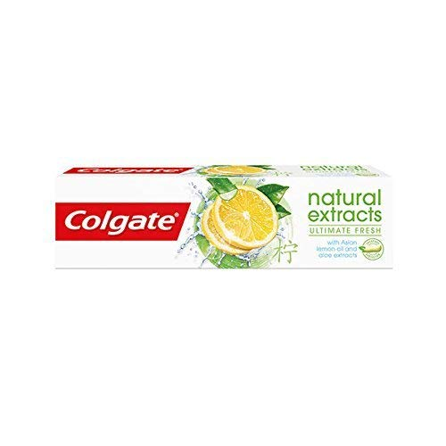 Colgate Natural Extracts Ultimate Fresh Toothpaste 75 ml / 2.5 oz