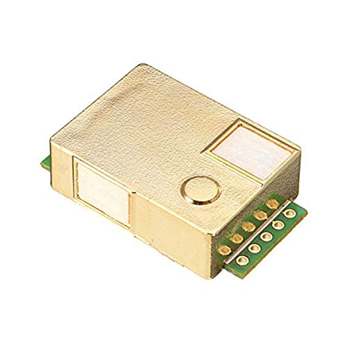 Matedepreso Sensor MH-Z19B Tester Stabiles Zuhause CO2 Detektor Niedriger Verbrauch Monitor Für Kohlendioxid Indoor Genaue Luftqualität Hohe Auflösung Infrarot Modul