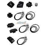Echowell para A2, Kit de Sensor de Velocidad y RPM, Unisex, Adulto, Negro, inalámbrico