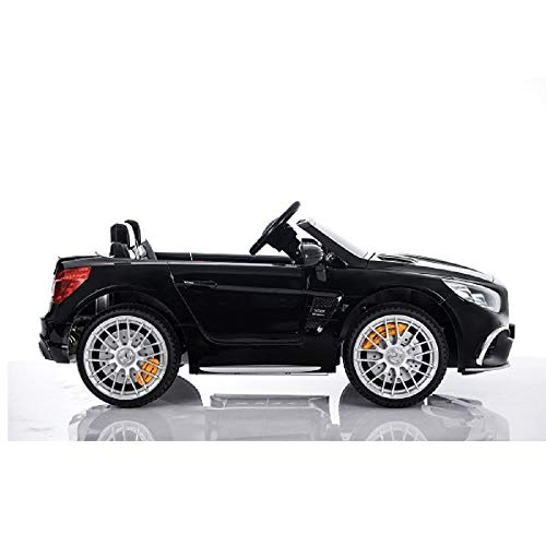 RC Auto kaufen Kinderauto Bild 4: Toyas Mercedes Benz SL65 KINDERAUTO ELEKTROAUTO SPORTAUTO Schwarz 12V*