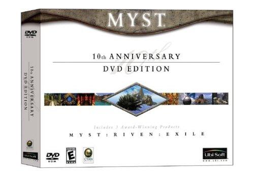 Myst (Masterpiece Edition) [PC/Macintosh - DVD-ROM / USA]
