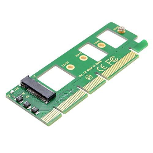 CY NGFF M-Key NVME AHCI PCI-E SSD Konverter PCI-E 3.0 16x x4 Adapter für XP941 SM951 PM951 A110 m6e 960 EVO SSD