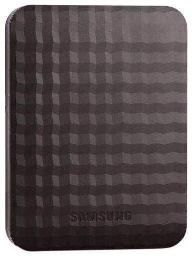 Samsung M2 Portable 750GB Externe Festplatte (6,4 cm (2,5 Zoll), 5400rpm, SATA, USB 2.0) schwarz