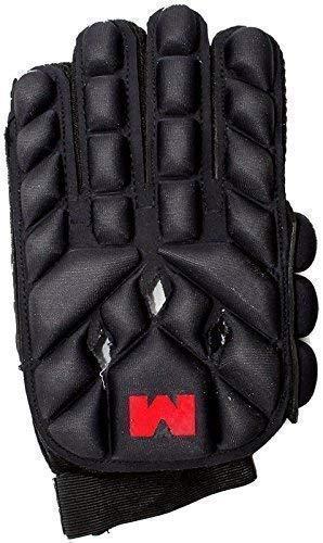 Malik Hockey-Handschuh Absorber Light (schwarz) für Halle-M