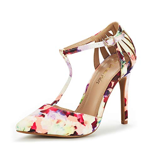 DREAM PAIRS Women's Oppointed-Mary …
