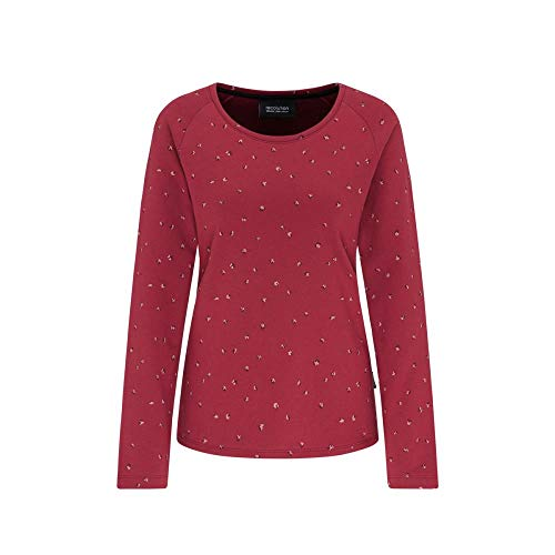 recolution Damen Sweatshirt Bloom Reine Bio-Baumwolle, Gr. L