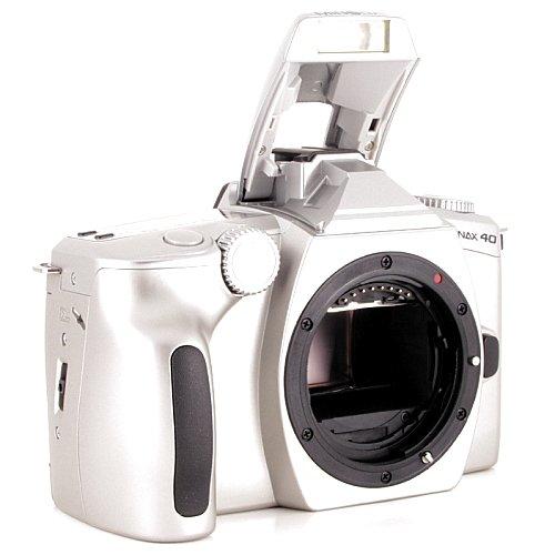 Konica-Minolta Dynax 40 135 mm cámara