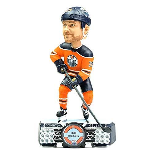 Foco NHL Bobblehead Edmonton Oilers Leon Draisaitl Bobble Head Wackelkopf Eishockey