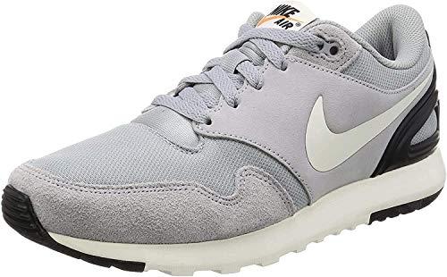Nike Herren Air Vibenna Laufschuhe, Grau (Wolf Grey/Sail/Black 002), 46 EU