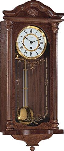 Hermle Uhrenmanufaktur Regulateur, Braun