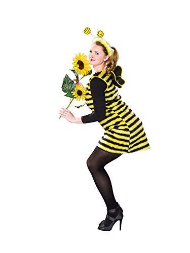40/42 Bienenkleid mit Flügeln und Fühlern