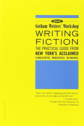[Paperback] [Gotham Writers' Workshop] Writing Fiction: The Practical Guide from New York's Acclaimed Creative Writing School