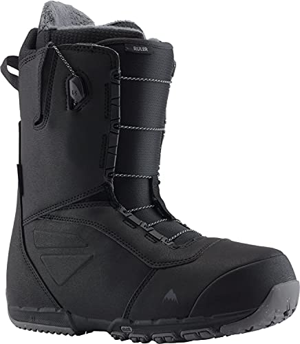 BURTON Ruler Snowboard Boots Mens Sz 10.5 Black