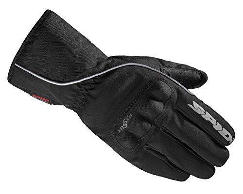B87K3-026 3XL - Spidi WNT-2 Motorcycle Gloves 3XL Black