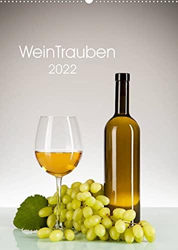 WeinTrauben 2022 (Wandkalender 2022 DIN A2 hoch)